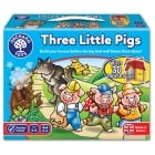 Three Little Pigs Game - Number Recognition and Counting