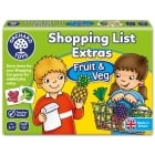 Shopping List Booster Pack - Fruit & Veg