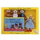 Goldilocks & The Three Bears Puppets Box Set