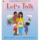 Lets Talk About Girls, Boys, Babies, Bodies, Families and Friends Book