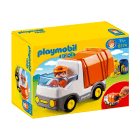 Playmobil 1.2.3 Recycling Truck