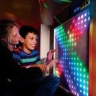 LED Musical Touch Wall