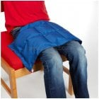Weighted Lap Pad Blue*