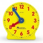 Geared Mini Clock Pack of 6