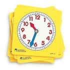 Pupil Clock Dial Pack of 10
