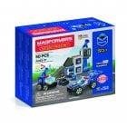 Magformers Amazing Police 50pcs