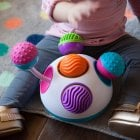 Klickity cause and effect sensory toy