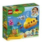 Lego Duplo - Submarine Adventure