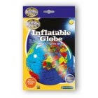 30cm Inflatable Globe Map With Fun Game Ideas