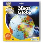 50cm Mega Inflatable Globe - Political World Maps Educational Aid