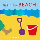 Off To The Beach Tactile Board Book