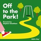 Off To The Park Tactile Board Book