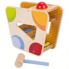 Hammer Game with Mini Musical Xylophone Track - For Fine Motor Skills