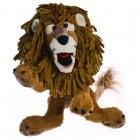 Carl the Lion Puppet- Storytelling puppet