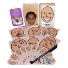 Reflect and Draw Expressions Mirror Kit in a Tin*