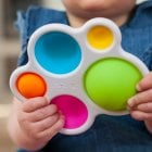 Dimpl - Fidget Buttons for Little Fingers