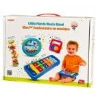 Little Hands Music Band Gift Set