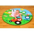 Baby Mirror Mat farm**