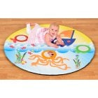 Baby Mirror mat sea life**