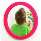 Softies Round Wall Mirror