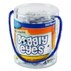 Crafty Bitz Googly Eyes Tub - 500