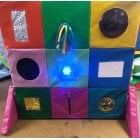 Sensory Tactile Play Board**