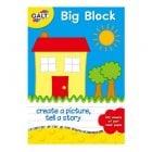 Big Block - A4 - Ruled Paper