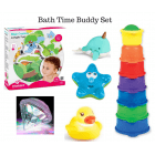 Bath Time Buddy Set