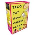 Taco Cat Goat Cheese Pizza Family Game