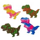 Dinosaur Push Pop Bubble Sensory Fidget Toy