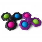 Push Pop Fidget Spinner