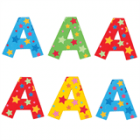 Star Letters - Make Any Word
