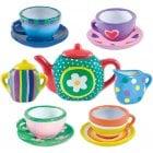 Paint a Tea Set Crafty Cases