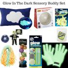 Glow in the Dark Sensory Buddy Set*