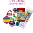Tactile and Fiddle Sensory Buddy Set*