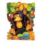 Swing Cards - Monkey