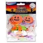 Mixed Foam Halloween Stickers