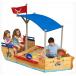KidKraft Pirate Sandboat* - Sand Pit