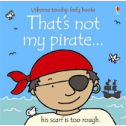 Thats not my pirate book - Interactive, sensory book