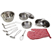 Stainless Steel Kitchenware Set