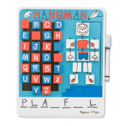 Hangman Wooden Game