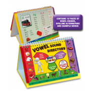Vowel Sound Directory - Learn different spelling patterns