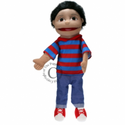 Medium Boy (Olive Skin Tone) Puppet*
