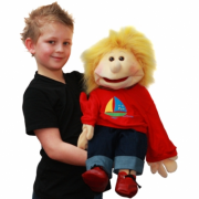 Large Lasse Living Puppet*