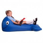 Bazzoo Sea Life Whale Bean Bag*