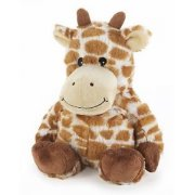 Warmies® Cozy Plush Weighted Heated Microwavable Giraffe