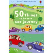 Activity Cards 50 things to do on a car journey- Flash Cards
