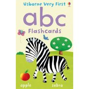 Very First abc Flashcards