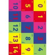 Number Frieze Wall Poster