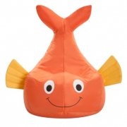Bazzoo Sea Life Fish Bean Bag*
